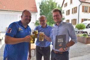 BBQPit Thorsten Brandenburg bei Grillrost.com
