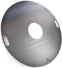 Universal Feuerplatte von Grillrost.com für deinen Grill oder Feuertonne
